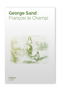 Front cover of François le Champi by George Sand
