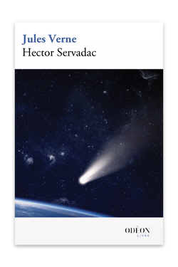 Front cover of Hector Servadac by Jules Verne