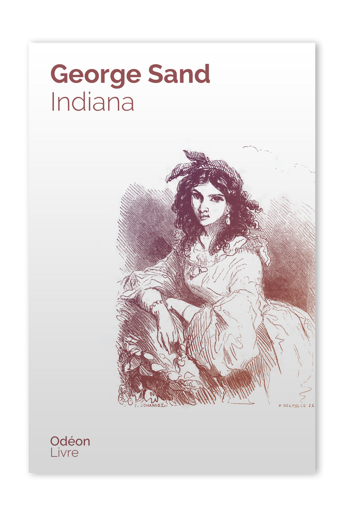Front cover of Indiana by George Sand