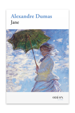 Front cover of Jane by Alexandre Dumas