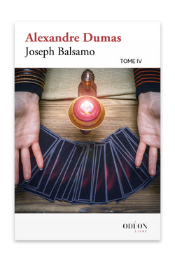 Front cover of Joseph Balsamo - Tome IV by Alexandre Dumas