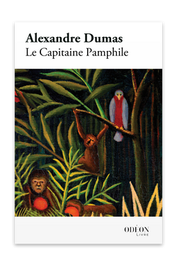 Front cover of Le Capitaine Pamphile by Alexandre Dumas
