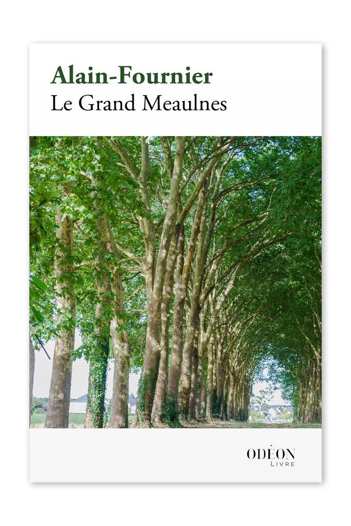 Front cover of Le Grand Meaulnes by Alain-Fournier