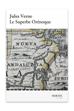Front cover of Le Superbe Orénoque by Jules Verne