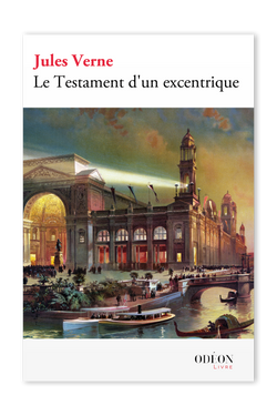 Front cover of Le Testament d'un excentrique by Jules Verne
