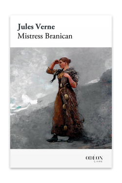 Front cover of Mistress Branican by Jules Verne