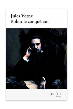 Front cover of Robur le conquérant by Jules Verne