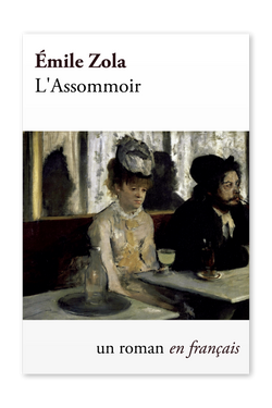 Front cover of L'Assommoir by Émile Zola