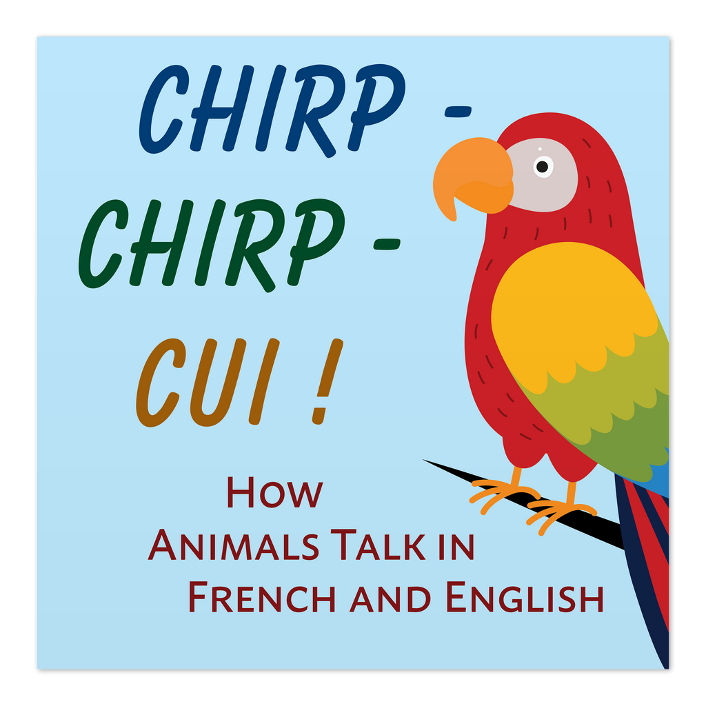 Front cover of Chirp-Chirp-Cui by Ethan Safron