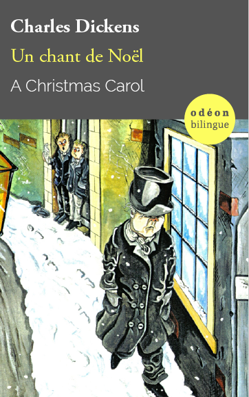 Cover mock-up for A Christmas Carol