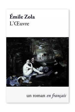 Front cover of L'Œuvre by Émile Zola