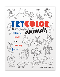 TryColor Animals