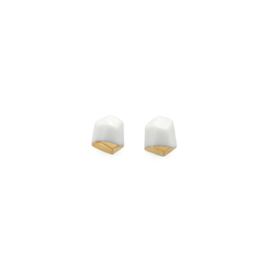 gold-dipped-porcelain-stud-earrings