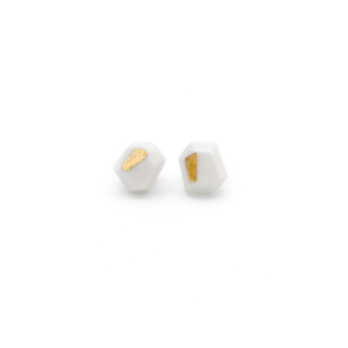 simple-stud-earrings-with-gold-accent