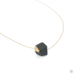 black-and-gold-faceted-porcelain-layering-necklace