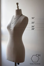 carbon-handmade-necklace-length-guide
