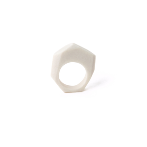 mens-ceramic-ring-white porcelain