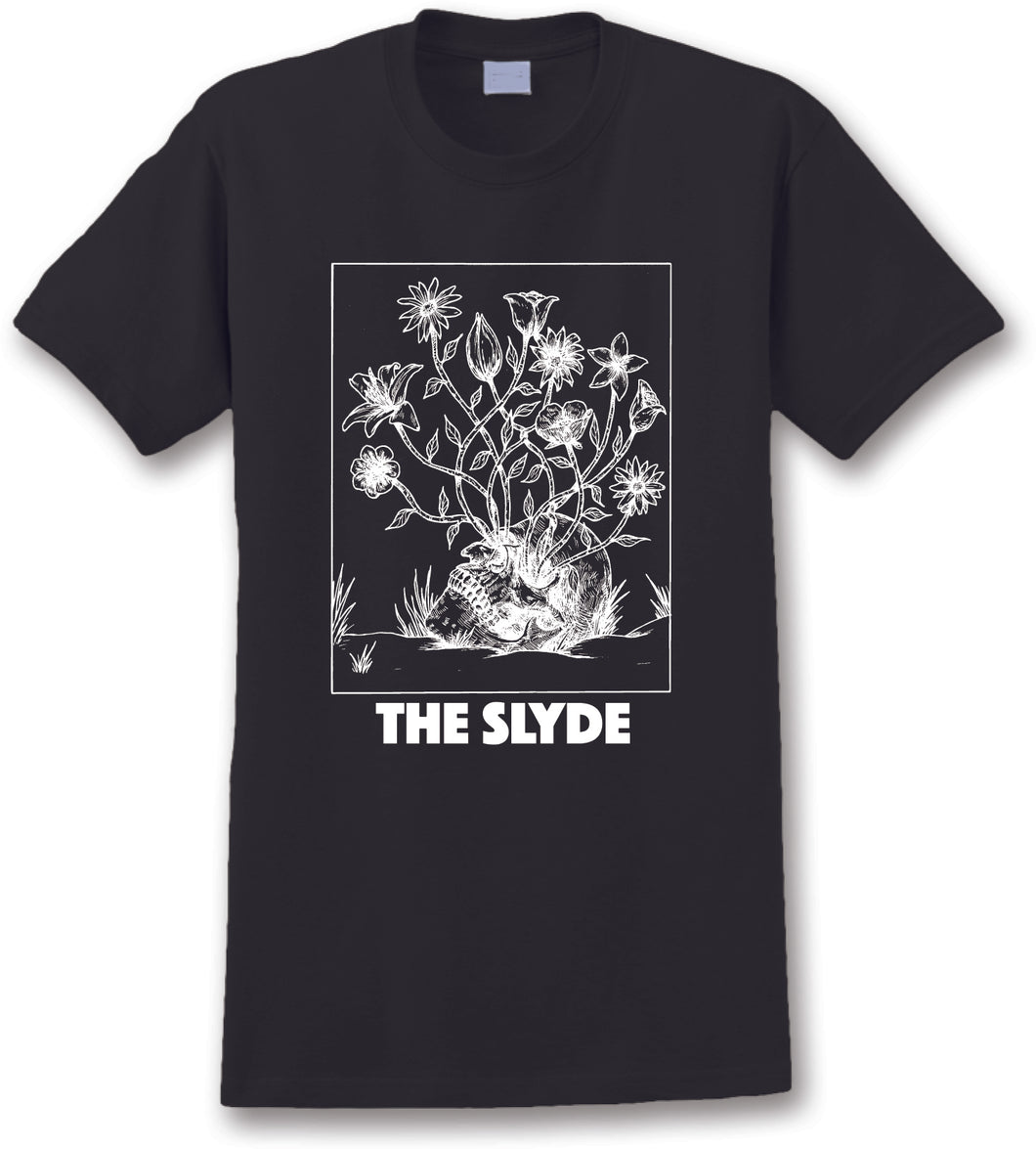 The Slyde Wacken Metal Battle Canada Champions Unisex T-Shirt (Black)