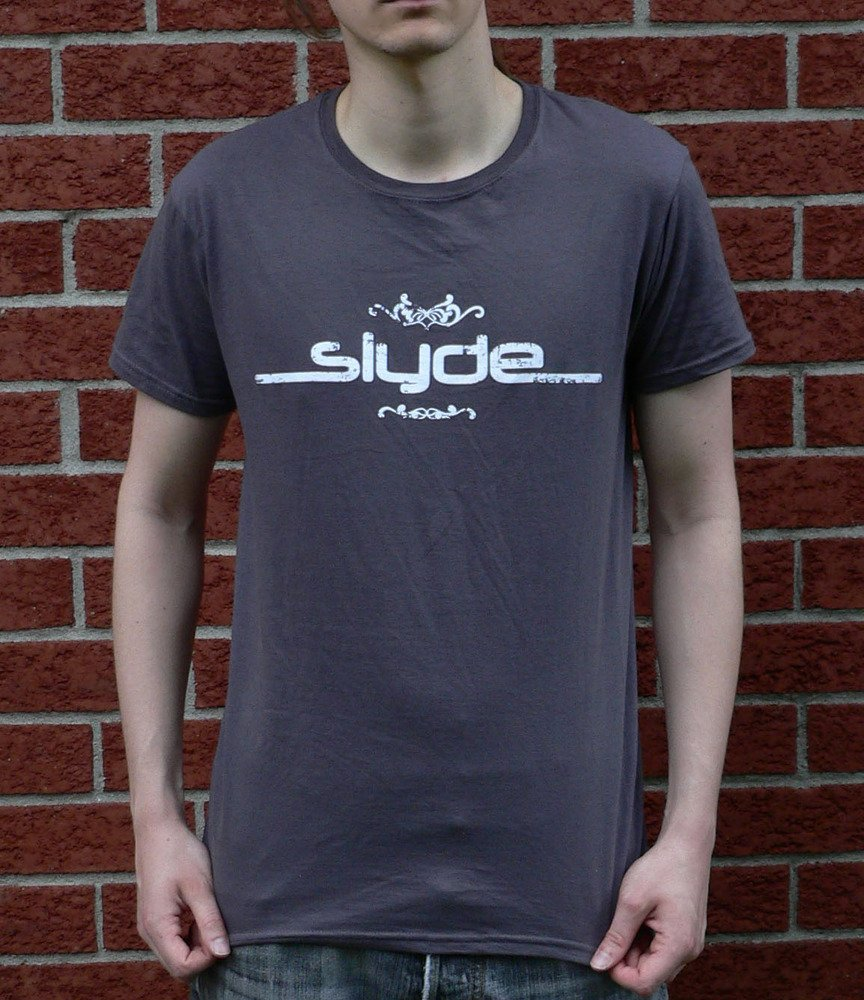 The Slyde 2009 Logo (Men's Grey)