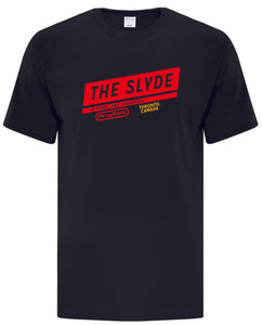"The Slyde Nintendo-Style ""10 Years And Counting"" Unisex T-Shirt"