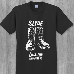 The Slyde Pull The Trigger T-Shirt (Men's Black)