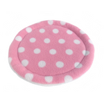 customisable fleece absorbent mat for cuddle cup bed