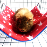 Choose Your Own Fleece Single Layer Square Hammock with Absorbent Core
