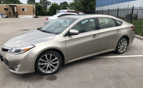 2015 TOYOTA AVALON $1,000 DOWN AND YOU DRIVE IN 1 HOUR !!!