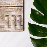 Organic Lip Balm Sample 3 Pack