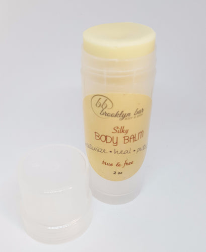 Silky Body Balm - True & Free