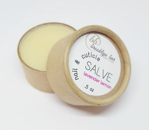 nail & cuticle SALVE