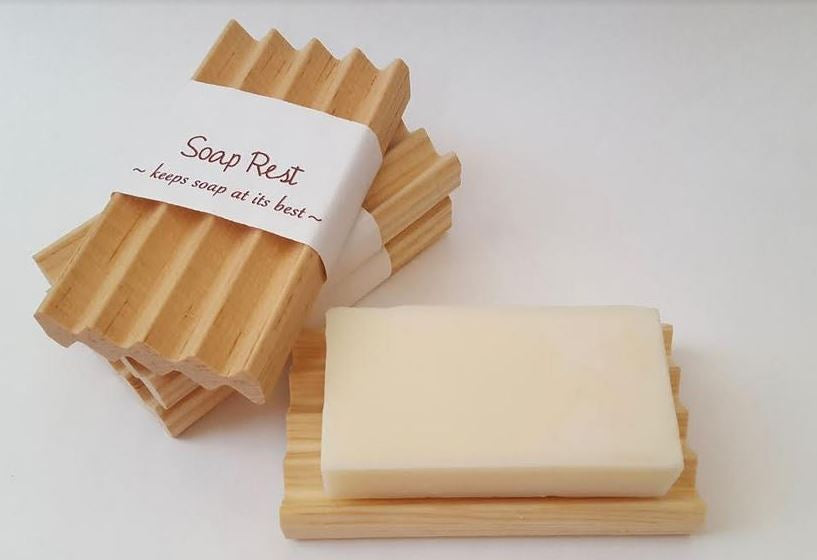 Soap Rest - untreated pine wood