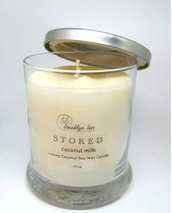 Signature STOKED Candles - 11 oz