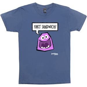 Quiplash Fart Sandwich T-Shirt