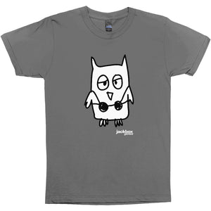 Drawful Sexy Owl T-Shirt