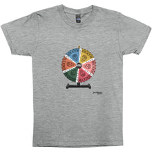 Trivia Murder Party Loser Wheel T-Shirt