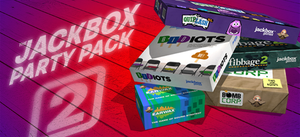 The Jackbox Party Trilogy (Windows/Mac/Linux Steam Code)