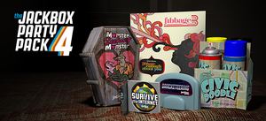 The Jackbox Party Quintpack (Windows/Mac/Linux Steam Code)