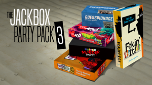 The Jackbox Party Pack 3 (PC/Mac/Linux Steam Code)