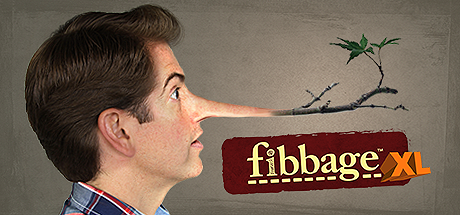 Fibbage XL (PC/Mac/Linux Steam Code)