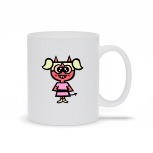 Devils and the Details Mug - Child C