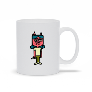 Devils and the Details Mug - Teen B