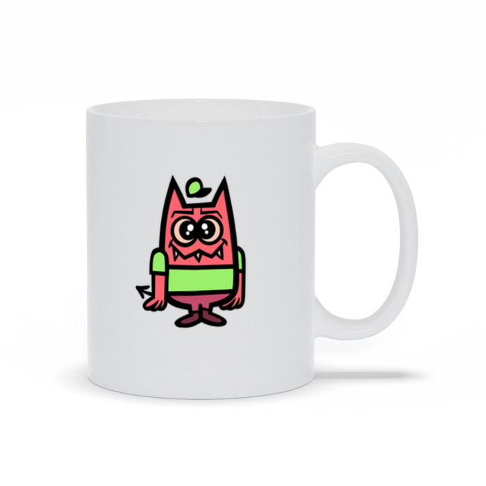 Devils and the Details Mug - Child B