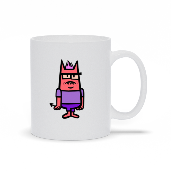 Devils and the Details Mug - Teen C