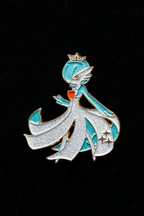 Shiny Gardevoir Pin