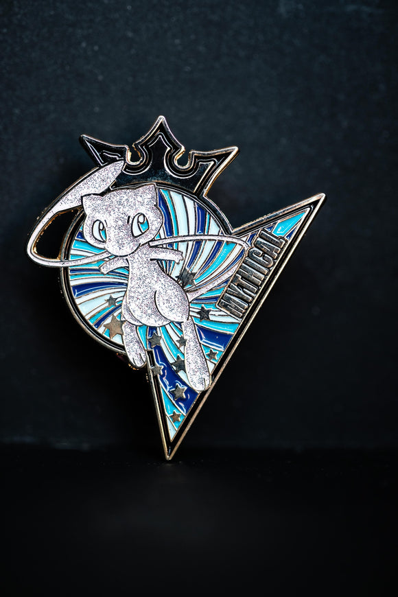 Mythical Mew Pin