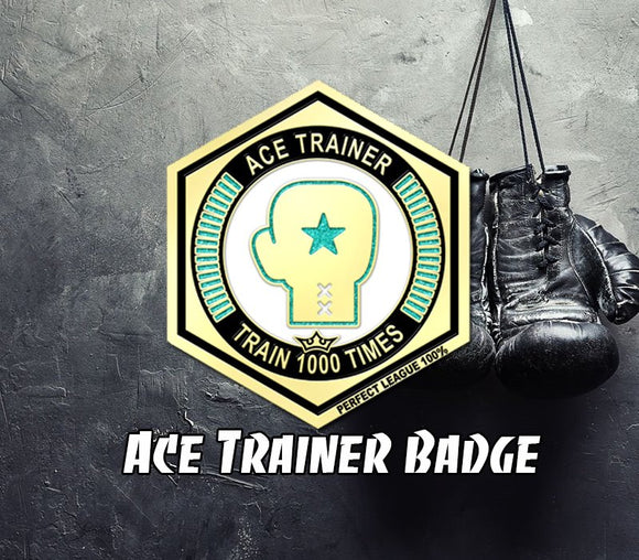 Ace Trainer Badge