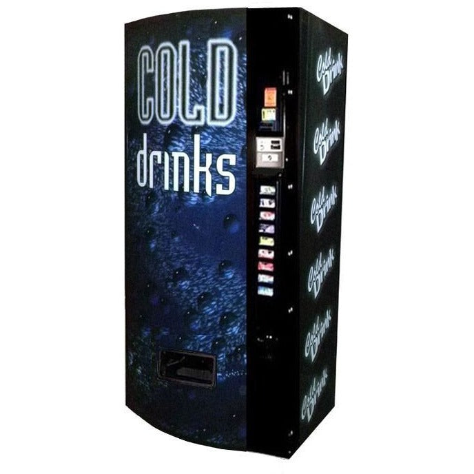 Dixie Narco 600E Soda Drink Vending Machine