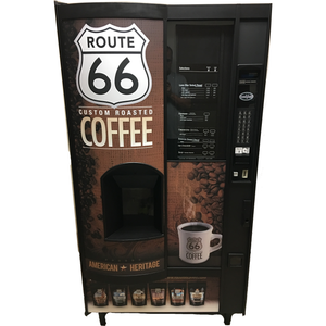 Crane National 673 Coffee Vending Machine