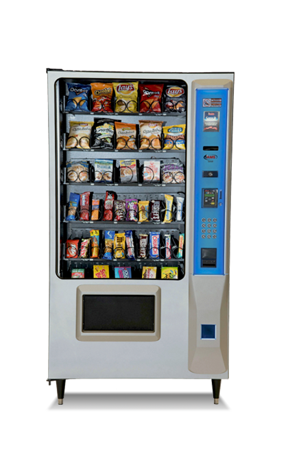 AMS Epic Premium Snack Machine